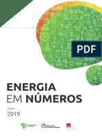 Energia Em Numeros Edicao 2019 Atualizado