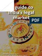 Guide to India legal_market August 2008