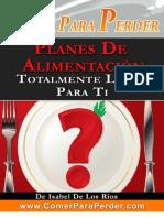 5. Planesdealimentacion