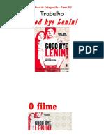 Trabalho Goodbye Lenin