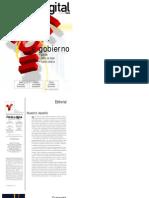Politica Digital e-gobierno Magazine 1 (spanish) egov