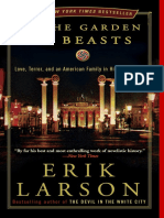 In the Garden of Beasts by Erik Larson - Excerpt