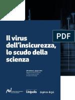Il rapporto sulla sicurezza in Italia e in Europa