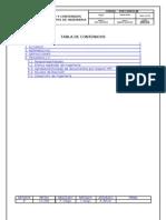 Anexo 5 Elenco y contenidos documentos de Ingeniería