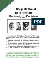 El Libro Blanco - Serge Raynaud de la ferriere