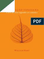 S.N. Goenka - Meditação Vipassana
