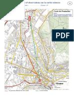 carnet observation pages 1 et 2 carte de pontarlier rallye photos