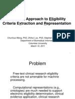 Chunhua Weng, PhD - EliXR