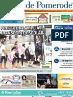 Jornal de Pomerode - edição 486 - 08/04/2011