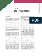 Entrevist pavvarini
