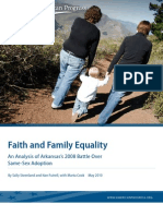 Faith and Family Equality