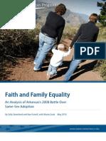 Faith and Family Equality