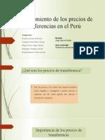 GRUPO 3 TRATAMIENTO DE LOS PRECIOS DE TRANSFERENCIA