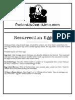 Resurrection Eggs 1