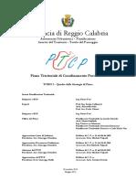 Relazione Tomo I e Tomo II Maggio 2016