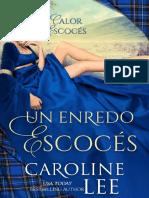 1. Un Enredo Escoces - Caroline Lee