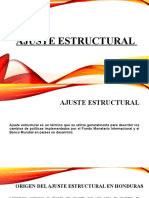 Ajuste estructural
