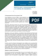 Desafios regulatórios para o armazenamento de