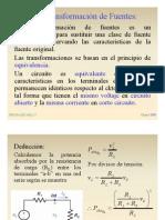 1-5 g) Transformacion de Fuentes y h) Fuentes practicas