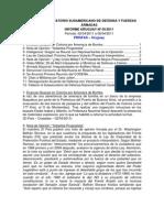 Informe Uruguay 05-2011