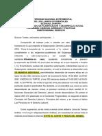 PLANIFICACIÓN SUBPROYECTO DERECHO LABORAL, (FS-02) PROFESOR MSc. JOHAN HERRERA.