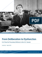 From Deliberation to Dysfunction