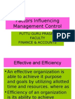 management control systems- Introduction 3