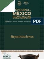 CPM La Grandeza de México, 27sep21