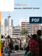 South African Cities Network - Annual Report 2009