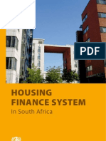 UN Housing Finance Systems in South Africa