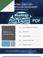 Hashtags Para o ENUNCIAR