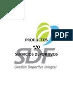 PRODUCTOS Y SERVICIOS SDF