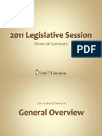 2011 Legislative Session UAPCS Presentation