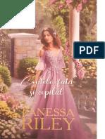 Vanessa Riley-Contele, Față Și Copilul