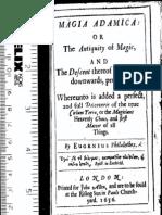 magic adamica 1656