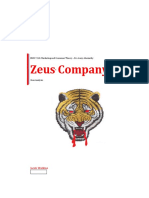 Zeus Company Case Analysis