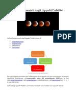 Le fasi fondamentali degli Appalti Pubblici