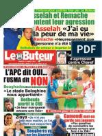LE BUTEUR PDF du 12/04/2011