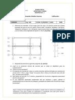 Examen Parcial - Estructuras 2021 - 2 santos