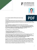 General Public Letter