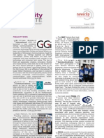 PUBLICITY UPDATE - AUGUST 2008
