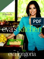 Recipes from Eva's Kitchen by Eva Longoria