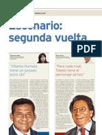 Se puede tener dudas de Humala, pero de Keiko tenemos pruebas