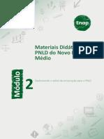 Módulo 2 - Desbravando o edital de convocação para o PNLD