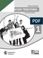 3-Guía Del Estudiante. 1er Nivel Medio