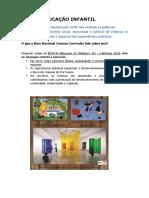 Aula 6 - BNCC - Educação Infantil