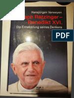 Verweyen - Ratzinger