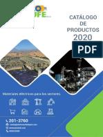 CATALOGO 2020 Actualizado
