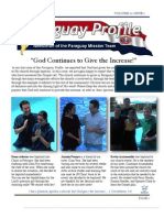 Paraguay Profile 2011 Issue 1