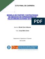 Modelo_Porter Telecomunicaciones